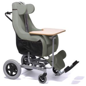 Wózki inwalidzkie pielęgnacyjne